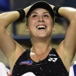 VIDEO YouTube Belinda Bencic batte Serena Williams a 18 anni4