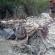 Frana uccide in Cadore (Belluno): travolto parcheggio, 3 morti sotto acqua e fango15
