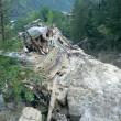 Frana uccide in Cadore (Belluno): travolto parcheggio, 3 morti sotto acqua e fango22