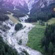 Frana uccide in Cadore (Belluno): travolto parcheggio, 3 morti sotto acqua e fango7
