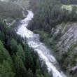 Frana uccide in Cadore (Belluno): travolto parcheggio, 3 morti sotto acqua e fango10
