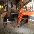 Frana travolge tre auto a Cadore (Belluno): morto un turista scaraventato nel fiume 03