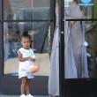 Kim Kardashian incinta, a passeggio con Kourtney e i cuginetti North e Mason2