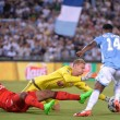 VIDEO YouTube - Lazio-Bayer Leverkusen 1-0: gol-highlights7