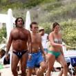 Maria Elena Boschi in spiaggia a Formentera12
