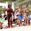 Maria Elena Boschi in spiaggia a Formentera13