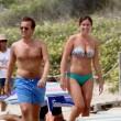 Maria Elena Boschi in spiaggia a Formentera14
