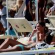 Maria Elena Boschi in spiaggia a Formentera21