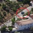 VIDEO YouTube Vincenzo Nibali si fa trainare: addio Vuelta