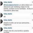 """Nina Moric a ragazzo disabile: """"Crepa, mi fai vomitare"""" FOTO"""