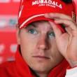 Ferrari, Kimi Raikkonen rinnova contratto fino al 2016