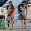 Jeremias Rodriguez a Formentera: Belen e Cecilia felicissime FOTO 2