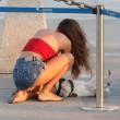 Jeremias Rodriguez a Formentera: Belen e Cecilia felicissime FOTO 8
