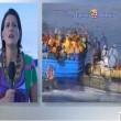 VIDEO YouTube - Valeria Collevecchio (Tg3) sviene in diretta4