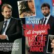 Andrea Agnelli crisi con Emma Winter, Deniz Akalin la causa?