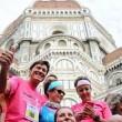 Agnese Renzi e Gianni Morandi, corsa benefica a Firenze