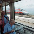 Venezia, al Lido in tram partendo da Mestre