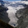 Aosta, Immenso buco su ghiacciaio alpino colpa del caldo