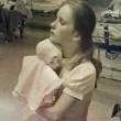 Bimba malata ritrova la sua infermiera 38 anni dopo5