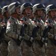 Cina. Parata monstre, navi in Alaska? A casa 300mila soldati9