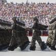Cina. Parata monstre, navi in Alaska? A casa 300mila soldati10