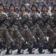 Cina. Parata monstre, navi in Alaska? A casa 300mila soldati8