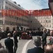 Pietro Ingrao: Boldrini, Renzi Mattarella ai funerali4