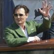 Johnny Depp grasso e sciatto. Si è ridotto così... 7