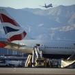 Las Vegas, prende fuoco volo British Airways per Londra FOTO4