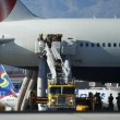 Las Vegas, prende fuoco volo British Airways per Londra FOTO5