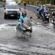 Maltempo: forte pioggia a Milano. A Roma1