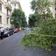 Maltempo: forte pioggia a Milano. A Roma