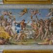 Restauro Galleria Caracci, scoperti graffitari del '7003