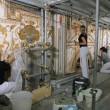 Restauro Galleria Caracci, scoperti graffitari del '7005