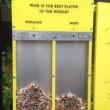 Votare con mozziconi l'idea per tenere pulita Londra FOTO