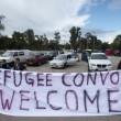 """Corteo auto da Vienna: """"In Ungheria per prendere profughi4"""