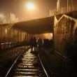 Calais, migranti su binari: 6 Eurostar bloccati nella Manica07