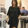 Elisabetta Canalis, parto vicino: shopping col pancione14