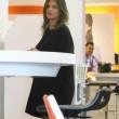 Elisabetta Canalis, parto vicino: shopping col pancione9