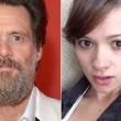 Jim Carrey lascia Cathriona White e lei si uccide2