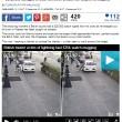 Napoli, scippo orologio a turista finisce su Daily Mail