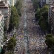 Barcellona, tsunami indipendentista in piazza per la Diada 03