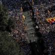 Barcellona, tsunami indipendentista in piazza per la Diada 04