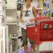 Elisabetta Canalis, shopping a pochi giorni dal parto 19