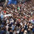 Gennaro Cesarano, folla ai funerali blindati a Napoli FOTO