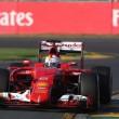 F1, Gp Singapore: Vettel in pole, poi Ricciardo-Raikkonen ++
