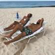 Jodie Marsh, luna di miele a Barbados in micro bikini5