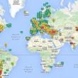 Mappa inquinamento: il record del mondo è.... FOTO2