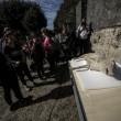 Pompei, tac sui calchi vittime: denti perfetti7