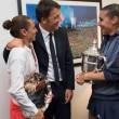 Matteo Renzi, Flavia Pennetta, Roberta Vinci e l'uomo misterioso 3